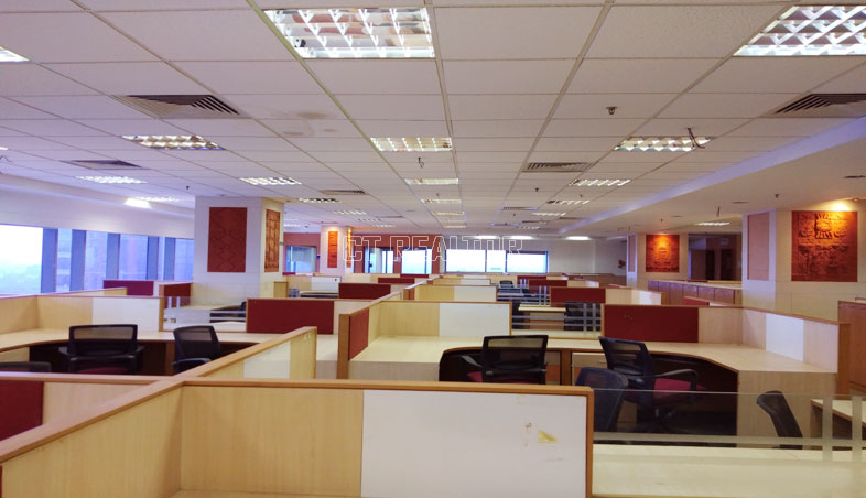 Fully-Furnished Office Space Rent Sector-5 Salt Lake Kolkata id9
