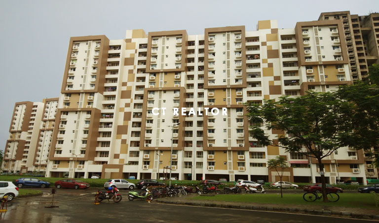 3 BHK Flats for Rent in Uniworld City New Town Kolkata ID124