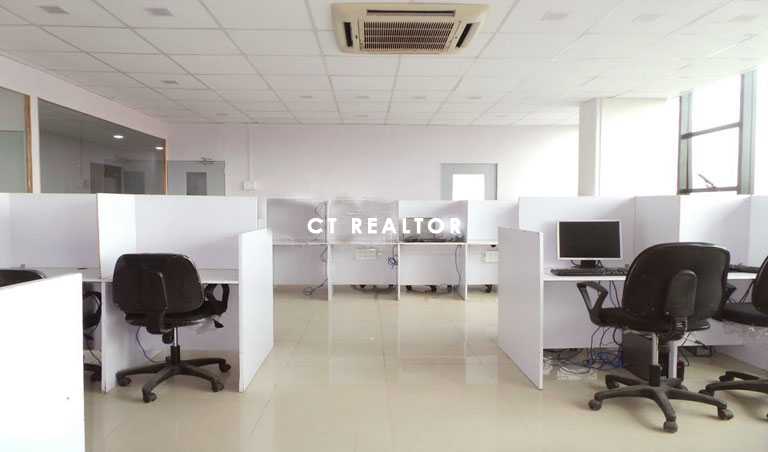 50 Seats BPO Space for Rent in Sector-V Salt Lake Kolkata id26