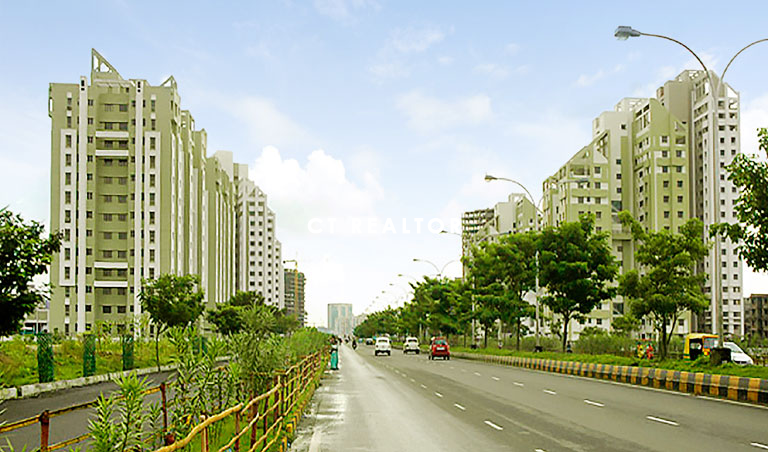 Residential Flats for Rent in Sankalpa New Town Kolkata ID103