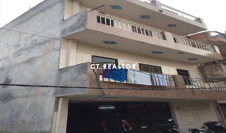 3 Storey House for Sale in CF Block Sector-I Salt Lake City Kolkata - ID128