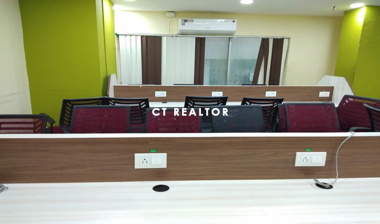 Office Space for Rent in DN Block Sector V Salt Lake Kolkata ID132